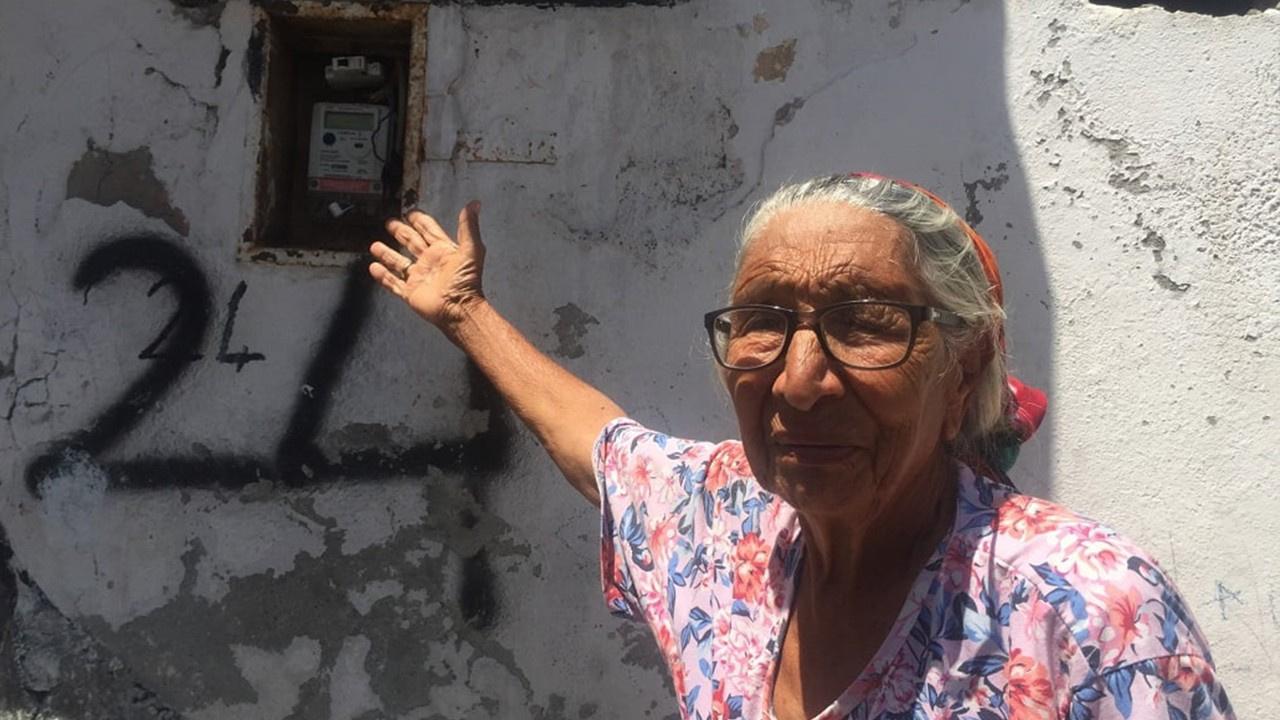 Yaşlı kadını cezaevine girmekten korona kurtardı
