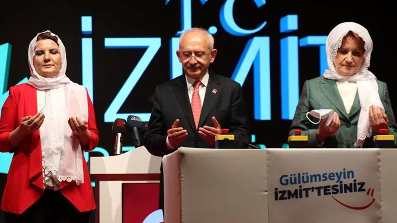 Ahmet Hakan bu fotoğrafta AK Parti'yi gördü