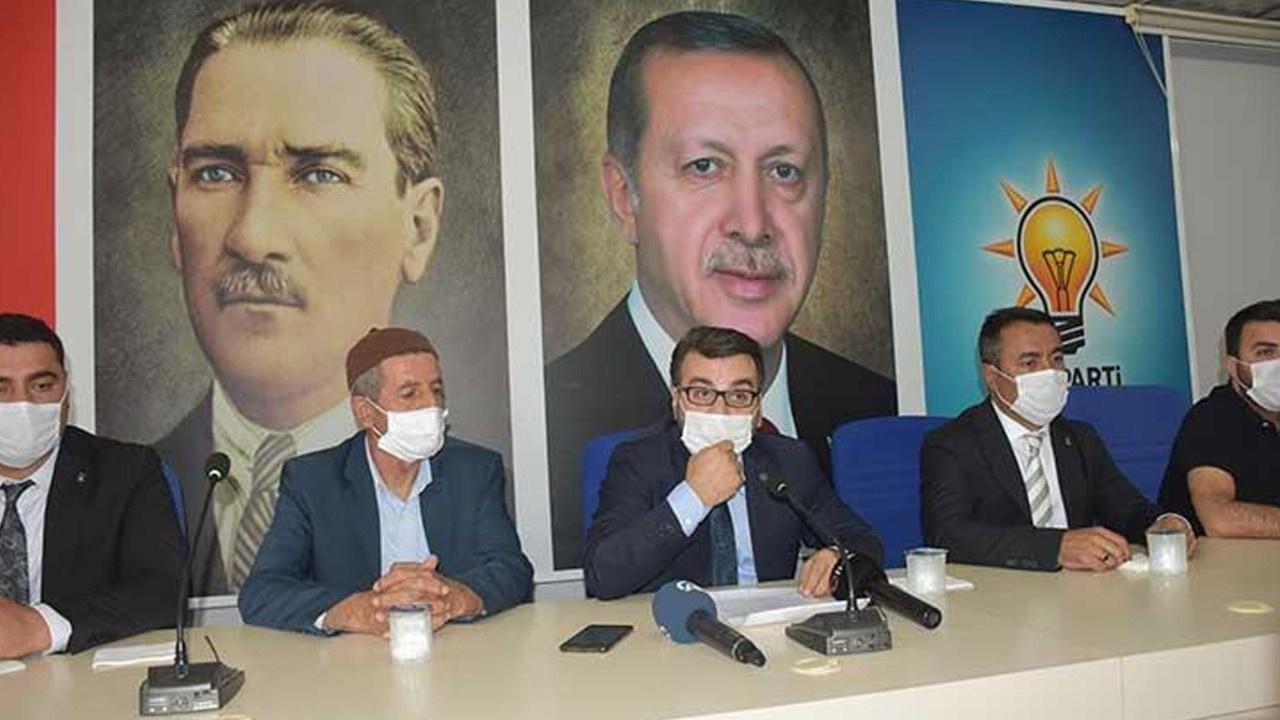 HDP'den istifa eden 2 başkan AK Parti'ye geçti