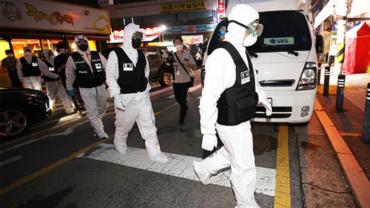 Güney Kore'de kısıtlamalar geri getirildi