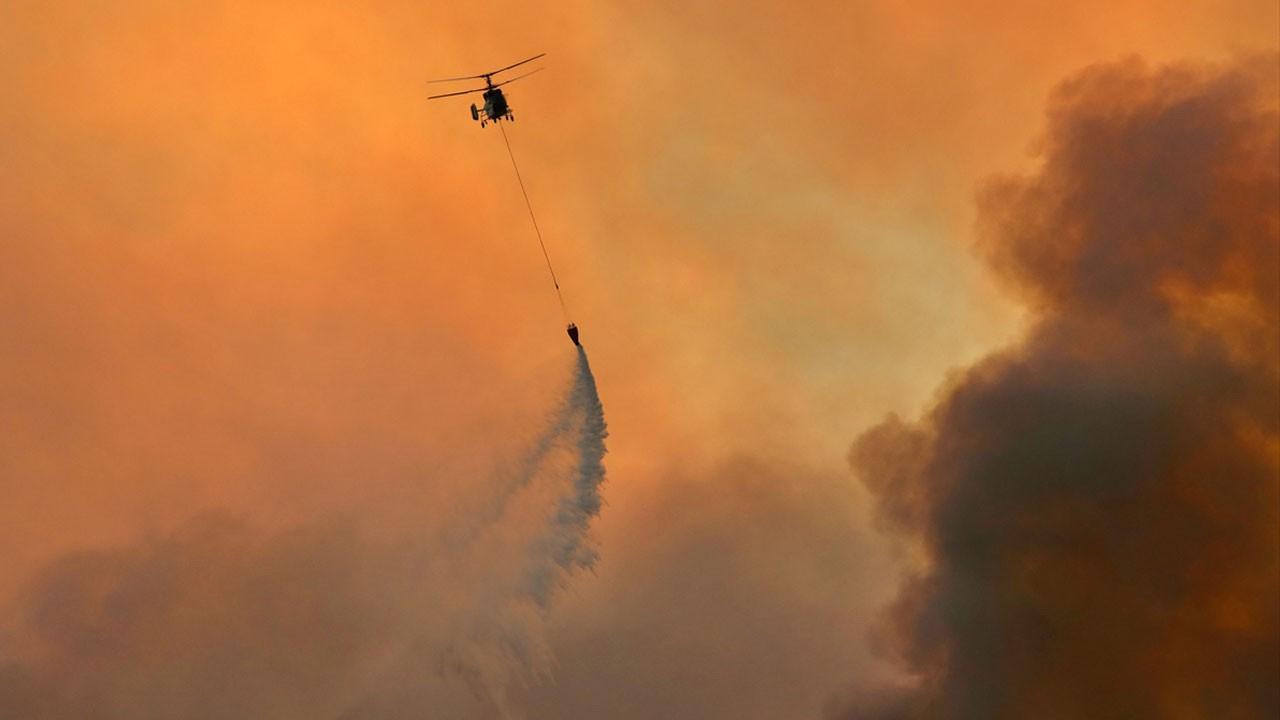 Adana'daki orman yangınında son durum!
