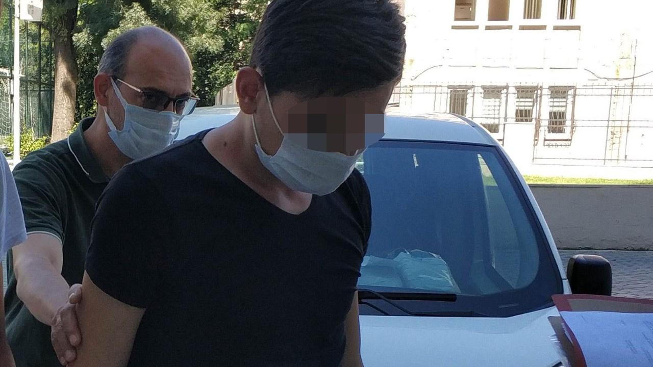 Çocuğa cinsel istismarda bulunan genç tutuklandı