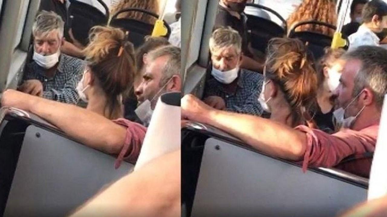Otobüste kadına atılan tokata 'şaka' savunması