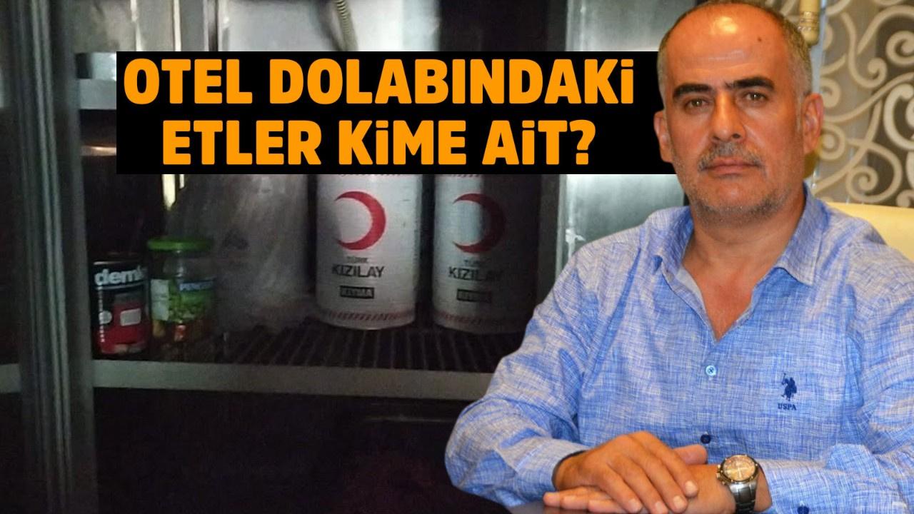 Kızılay Şube Başkanı Taşar'dan iddialara cevap