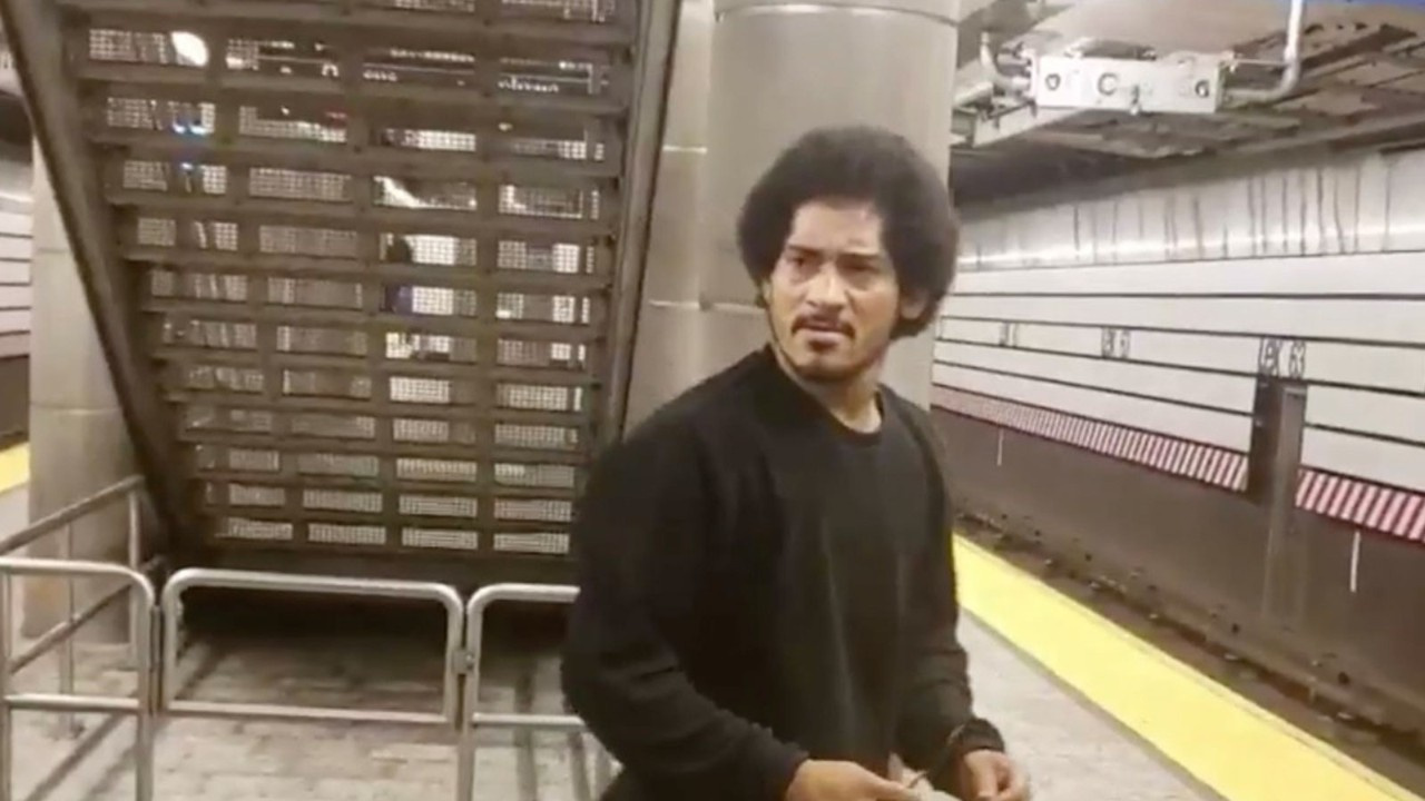 New York'ta metroda tecavüz girişimi