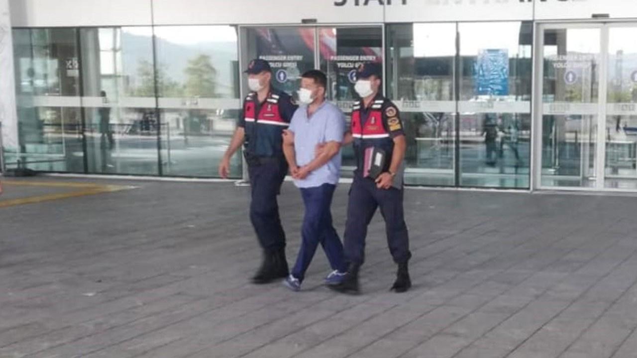 Rus turistten kadın garsona cinsel saldırı!