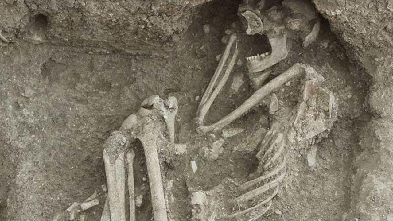 8 bin 500 yıllık iskeletinin DNA'sı incelenecek