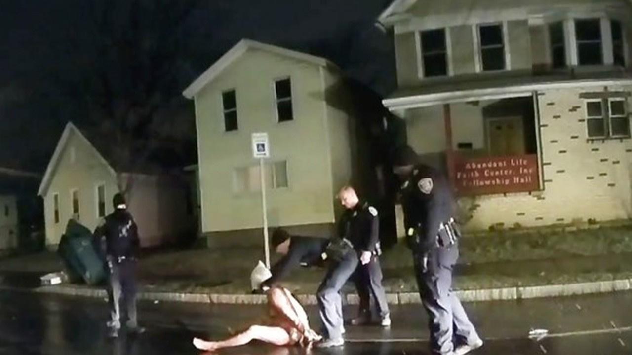 ABD'de bir polis vahşeti daha! Böyle katlettiler!