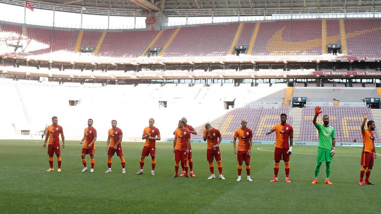 Galatasaray, Hatayspor'a takıldı