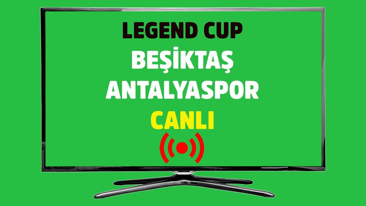 Beşiktaş - Antalyaspor CANLI