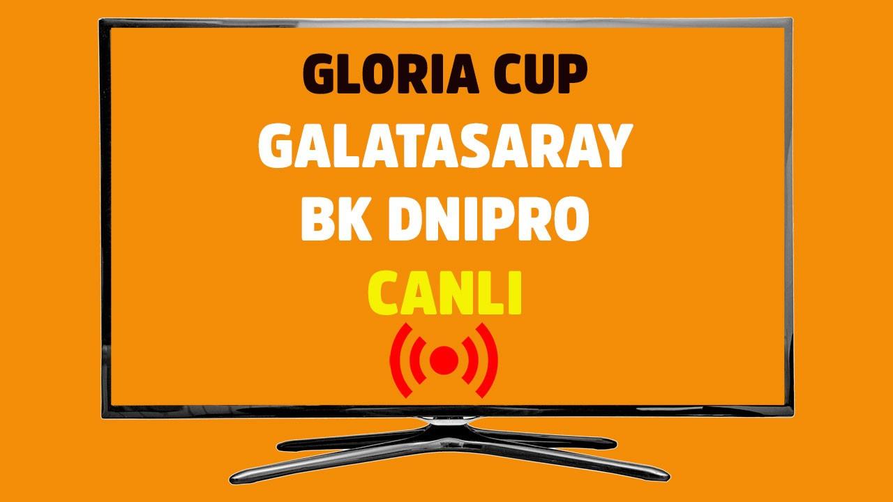 Galatasaray - BK Dnipro CANLI