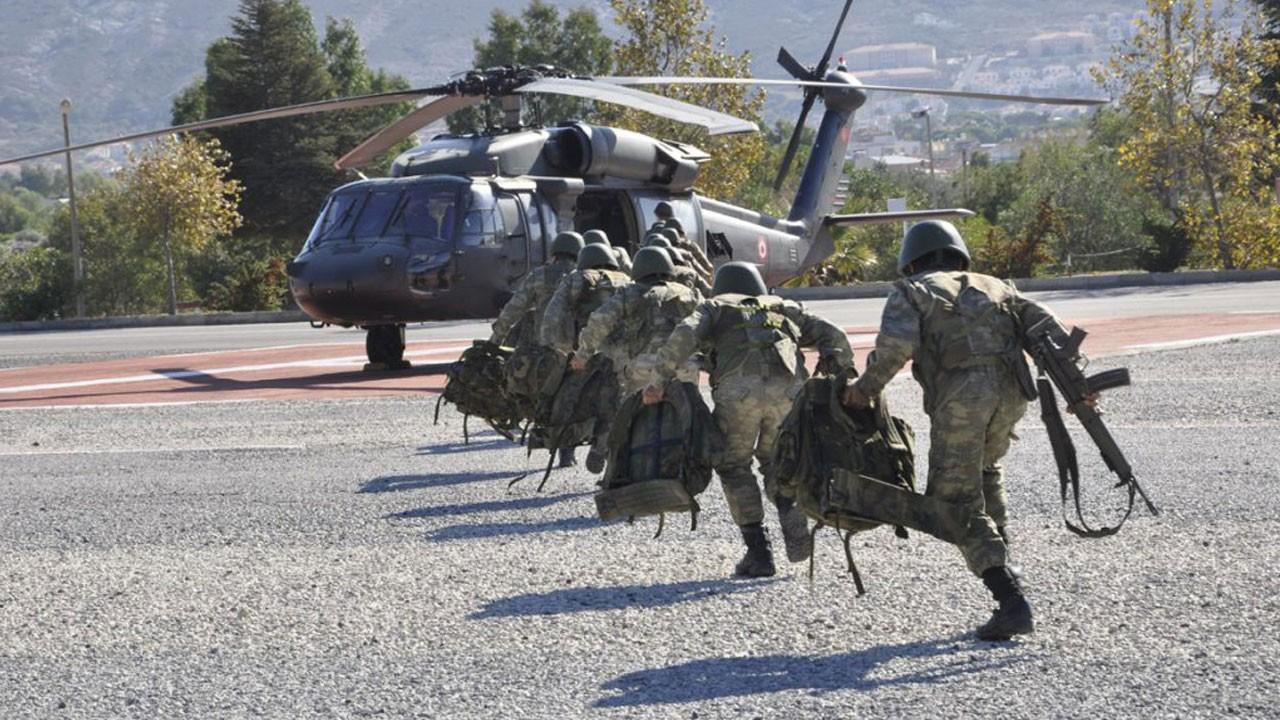 'Yıldırım-10 Norduz operasyonu' başladı!