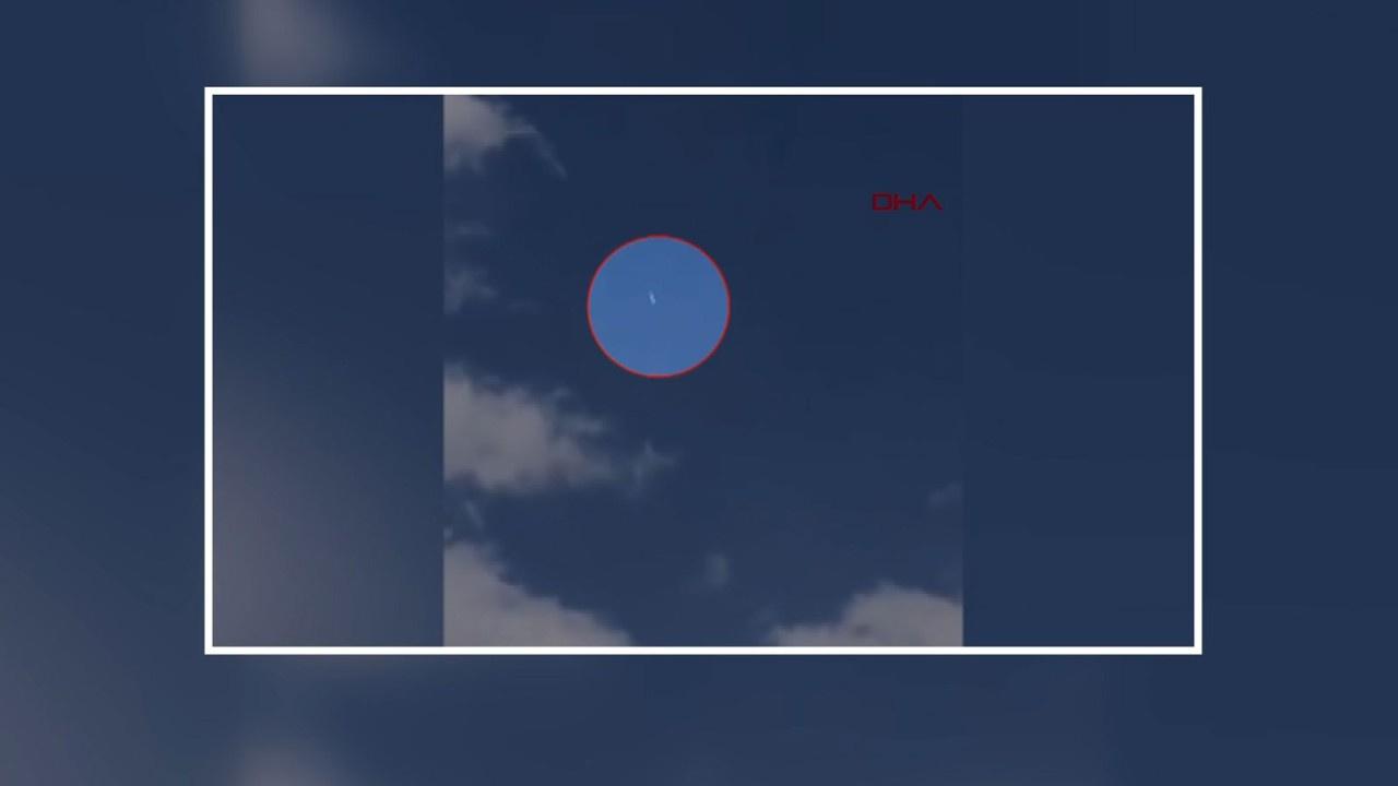 Çin'in uzaya gönderdiği uydunun iticileri, düştü