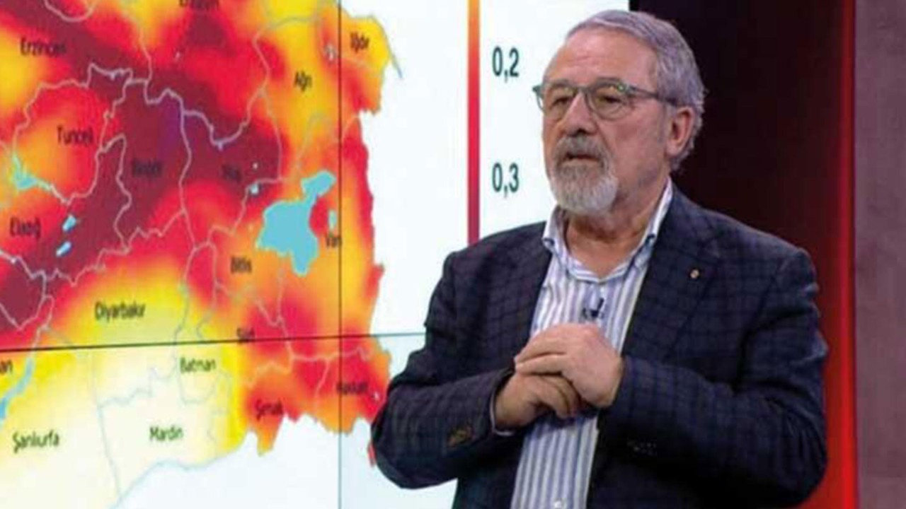 Naci Görür'den Marmara depremi açıklaması
