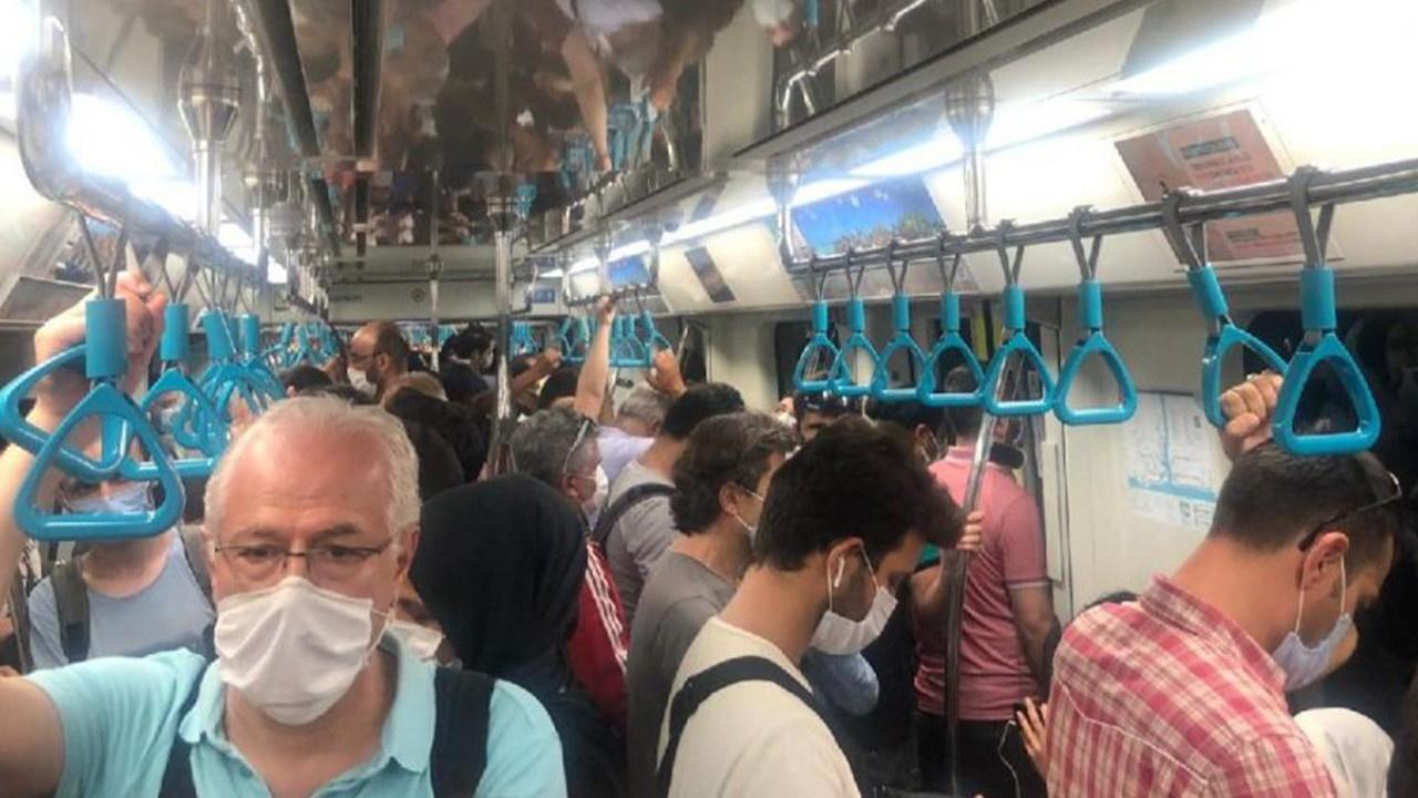 Ayakta yolcu kısıtlamasına 'sayaç' önerisi