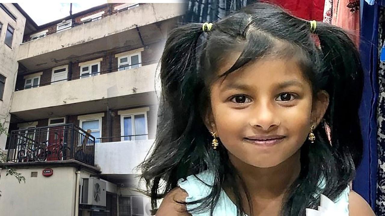 5 yaşındaki kızını bıçaklayarak öldürdü