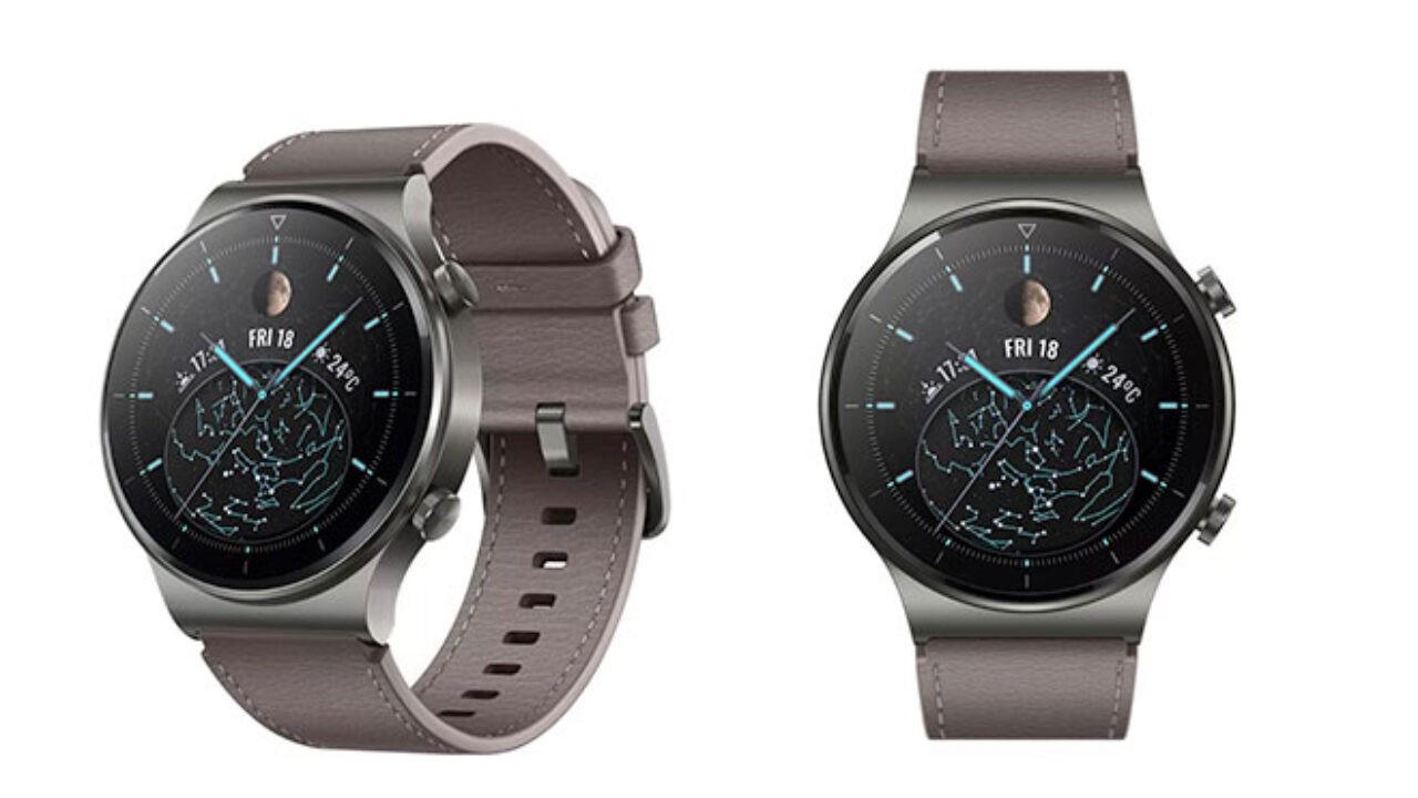 Huawei Watch GT 2 Pro tanıtıldı