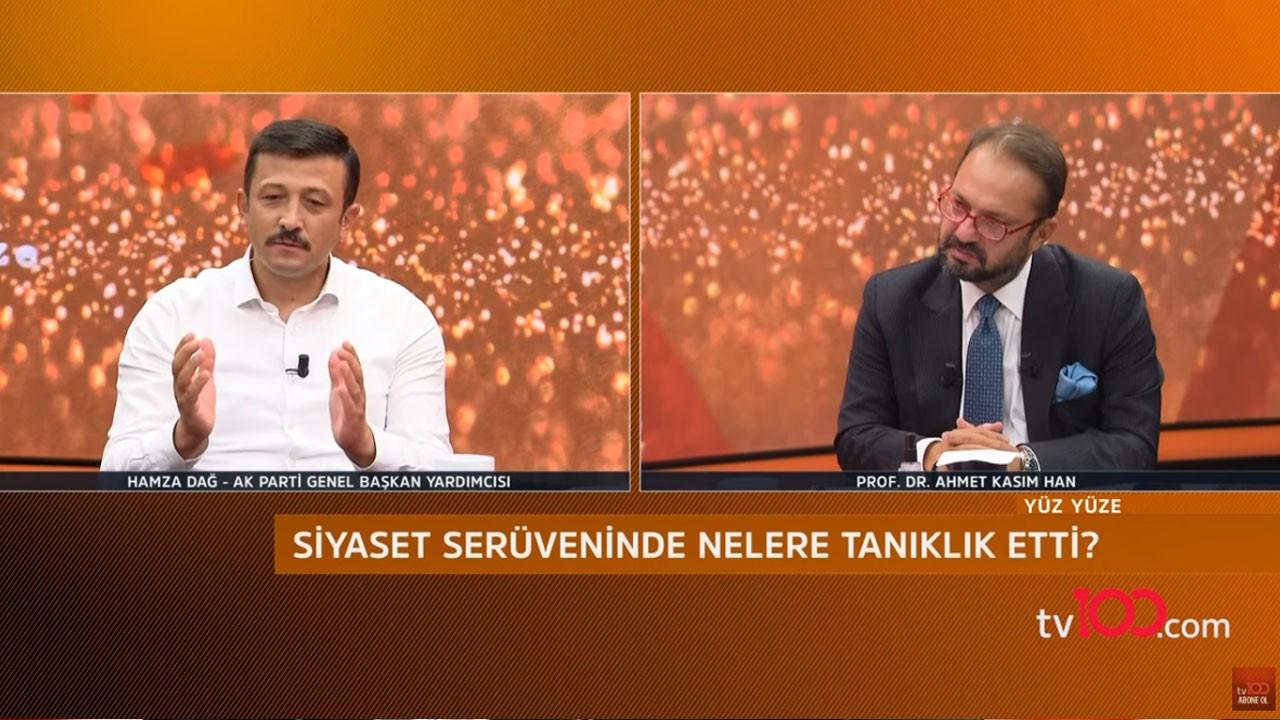 Ahmet Kasım Han ile Yüz Yüze | 10 Eylül 2020