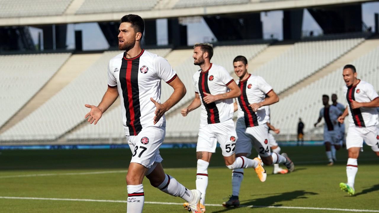Karagümrük, Yeni Malatyaspor'u ezdi geçti