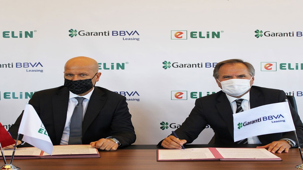 Garanti BBVA Leasing ve Elin Enerji'den iş birliği