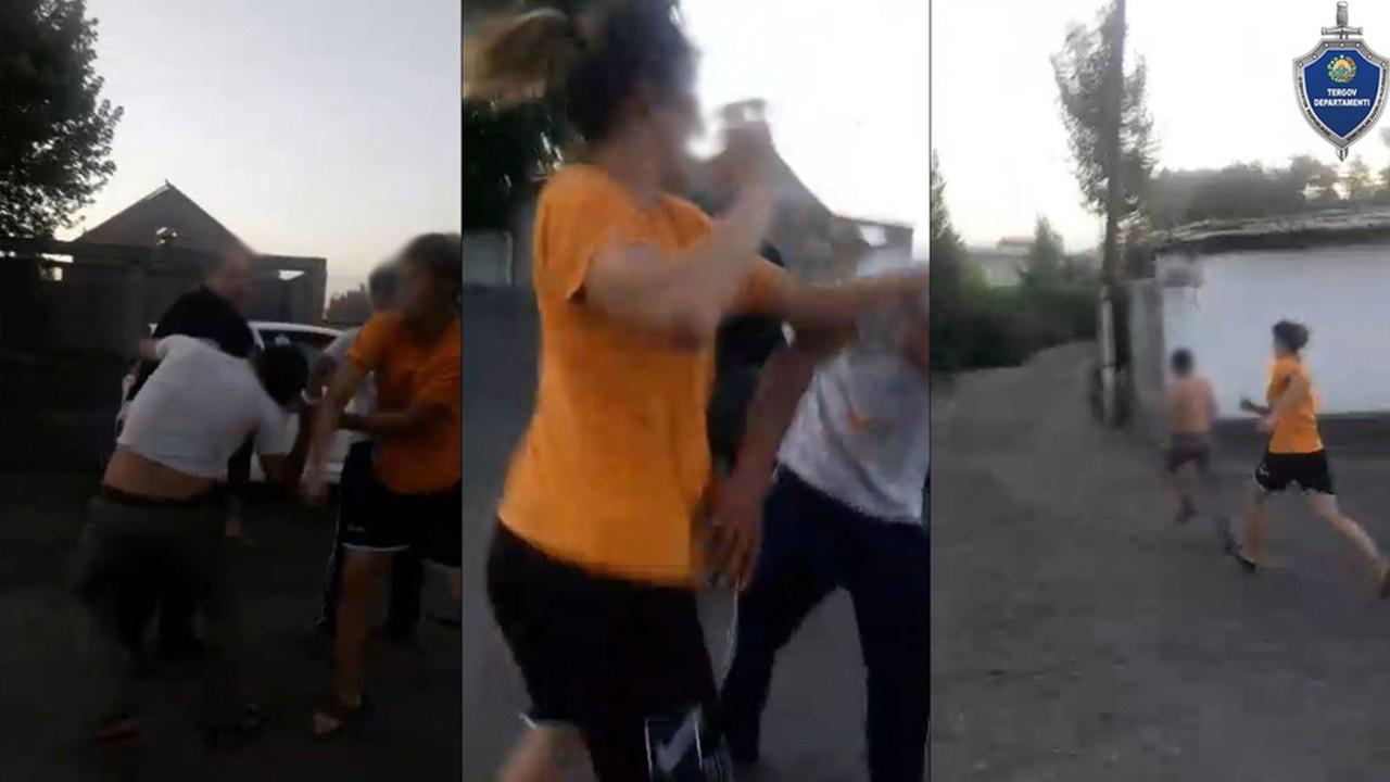 Tacizcileri döven kadın hakkında flaş gelişme!