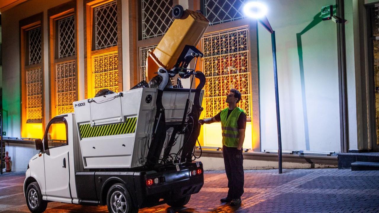 Bursa'da yerli kamyon üretildi