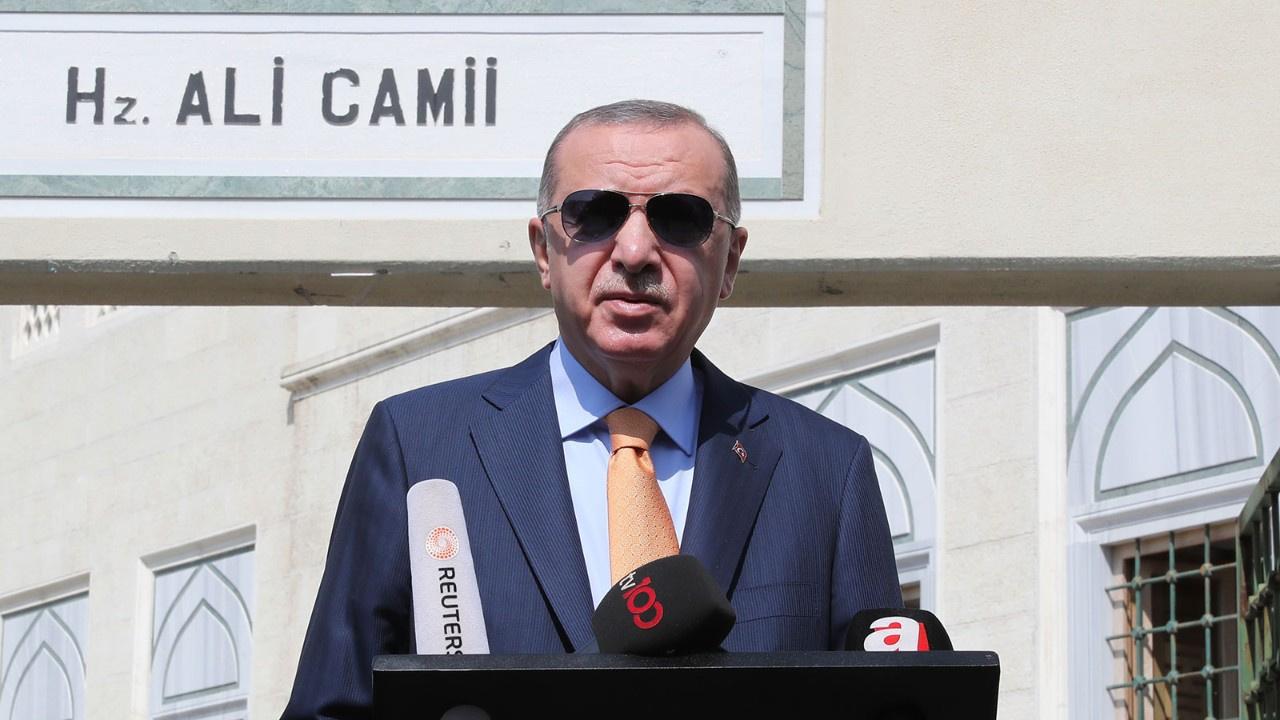 Erdoğan'dan flaş koronavirüs açıklaması
