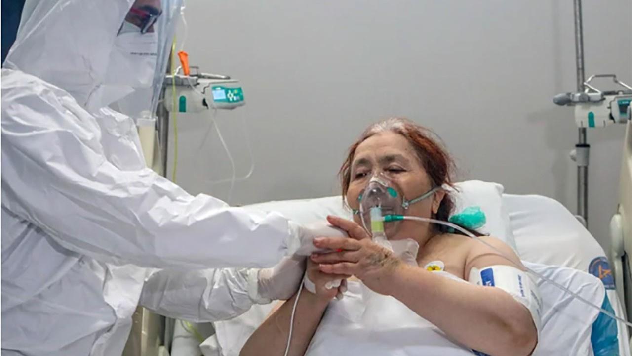 Hastanede ağlatan olay