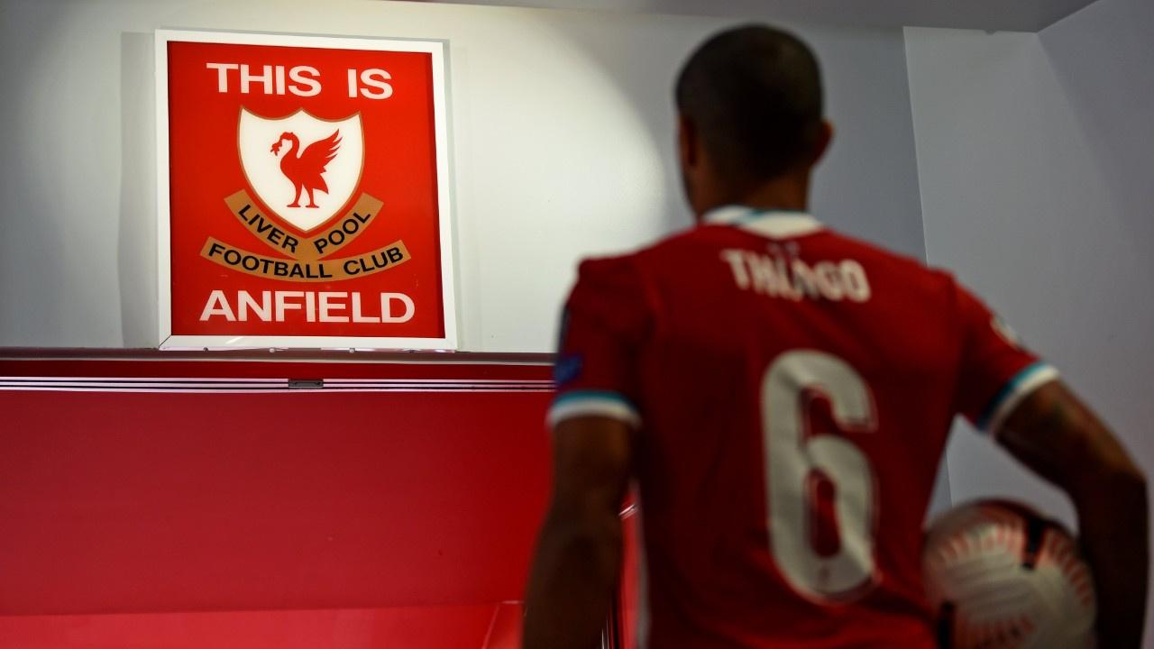 Thiago Alcantara 27 milyon pound'a Liverpool'da