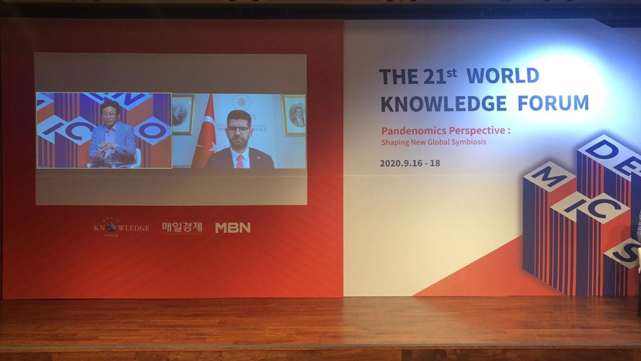 Koreli yatırımcıları Türkiye'ye davet etti