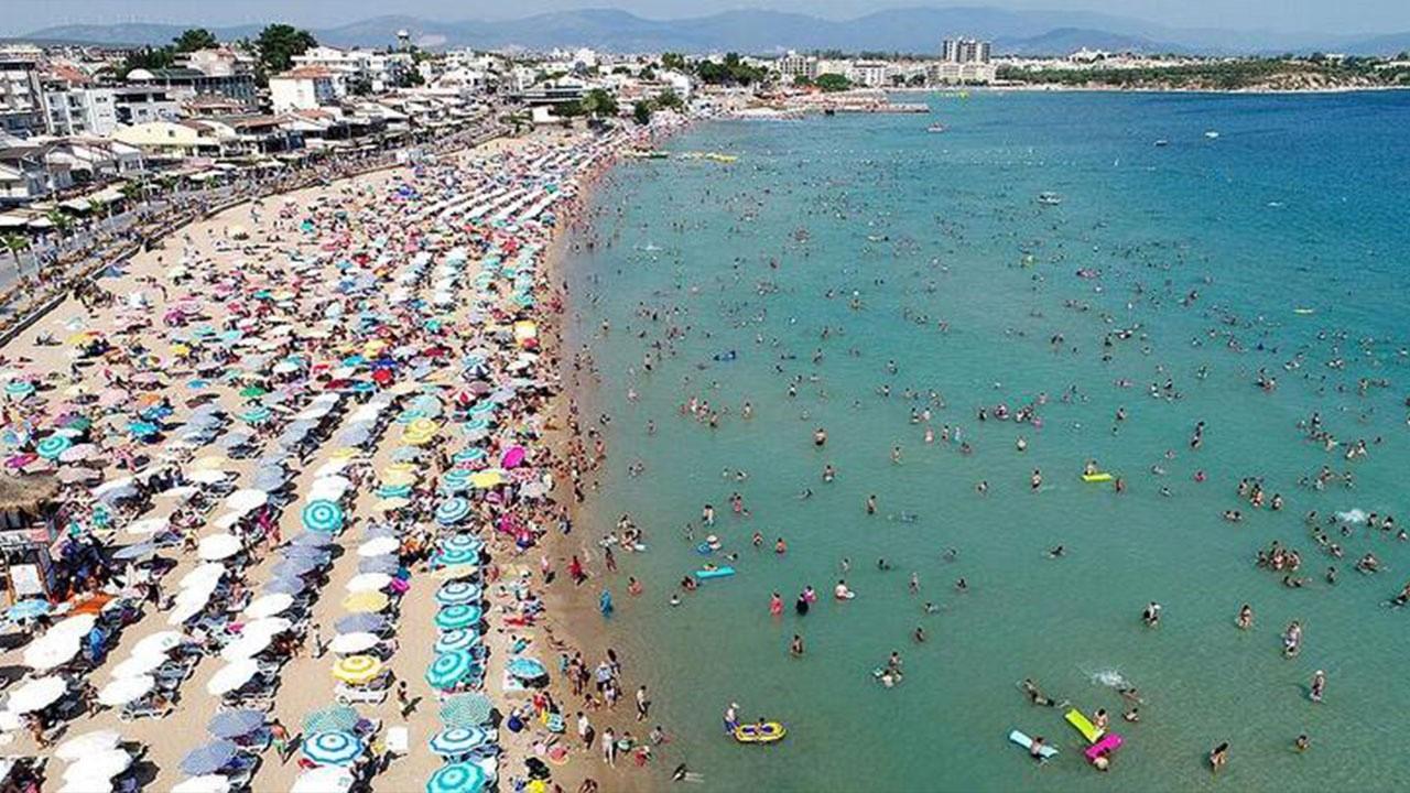 Antalya 170 ülkeden 2 milyon misafir ağırladı