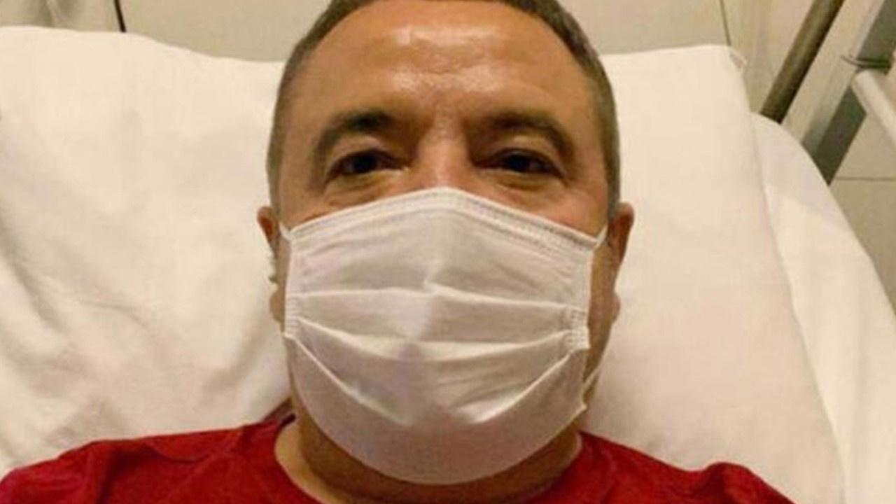 Başkan Böcek'in sağlık durumunda flaş gelişme