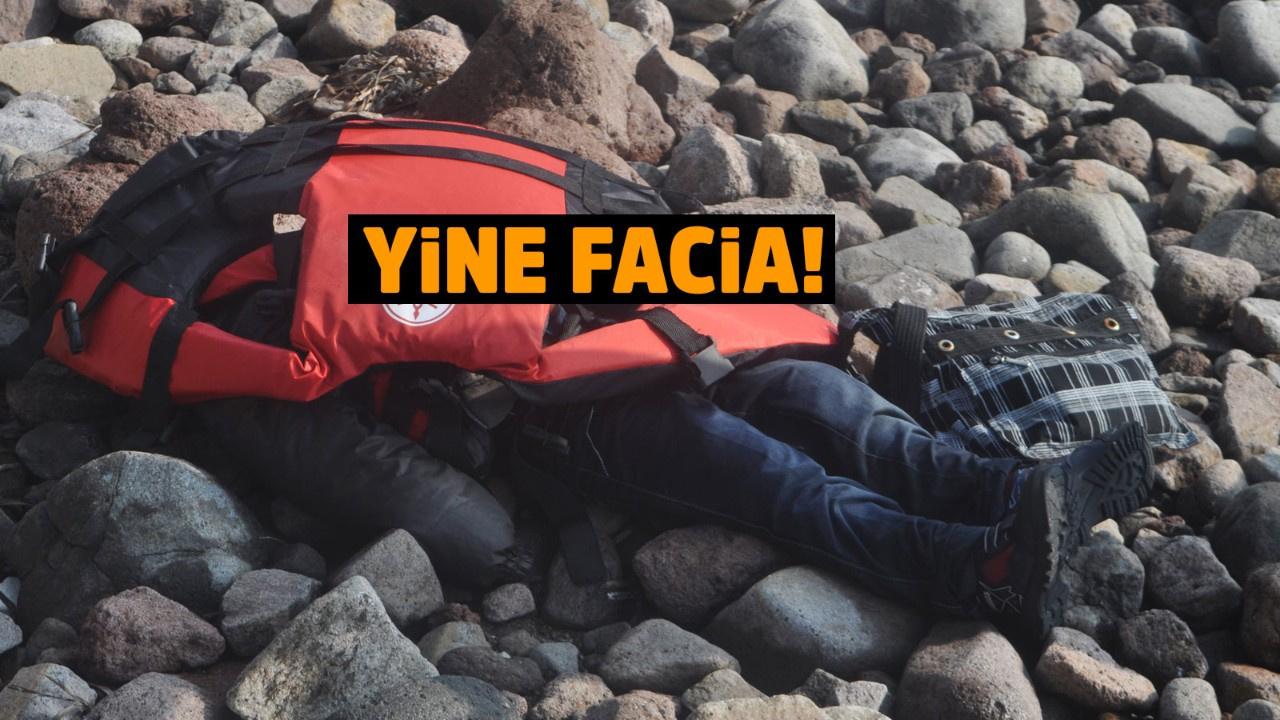 6 göçmenin cesedi bulundu!