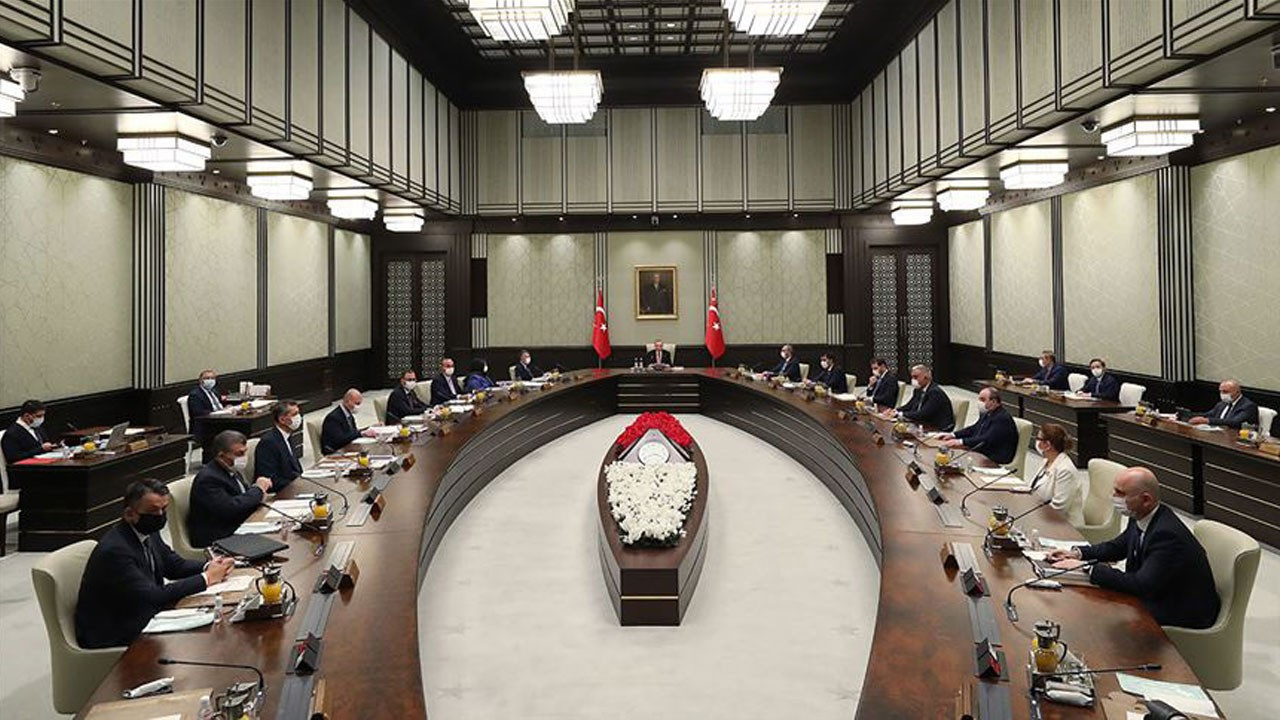 Kritik toplantı başladı!