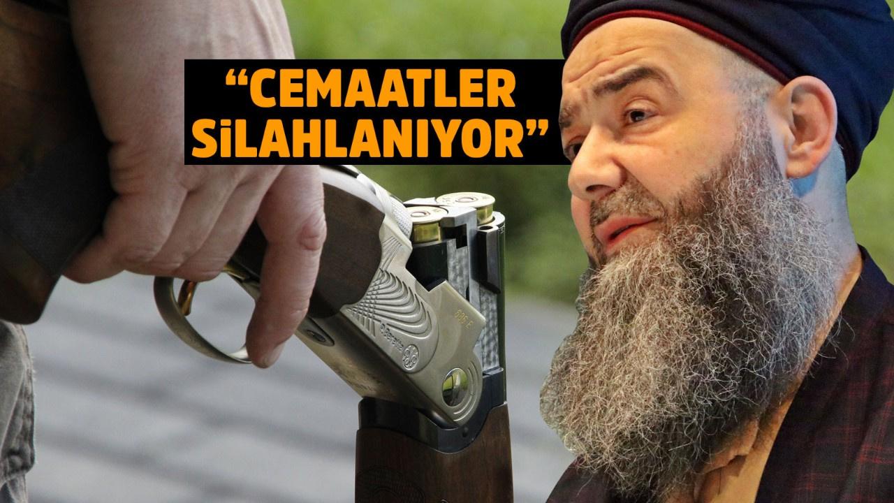 İçişleri Bakanlığı'ndan Cübbeli Ahmet açıklaması