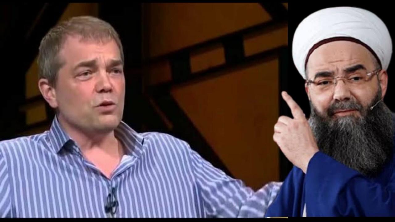 Caner Taslaman'dan Cübbeli Ahmet'e destek