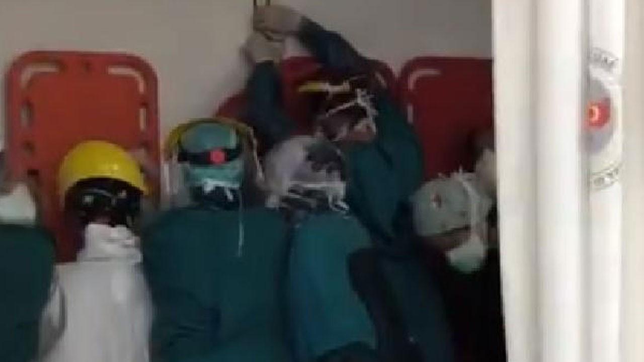 Ankara'daki çirkin saldırıya valilikten açıklama!