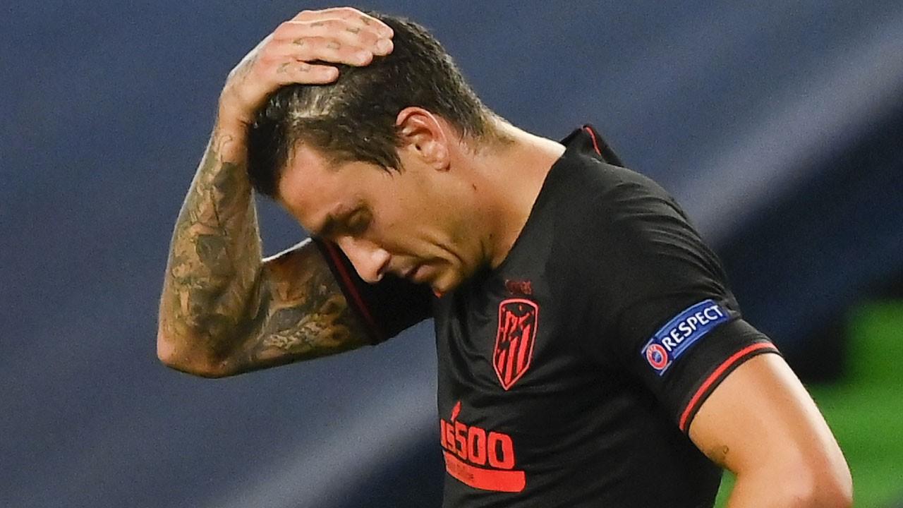 Bir şok da Atletico Madrid'e!.. Testi pozitif!