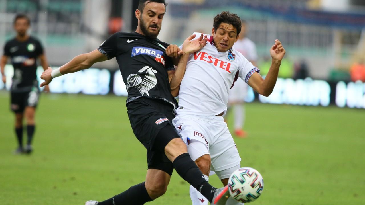 Guilherme Trabzonspor'dan ayrılıyor
