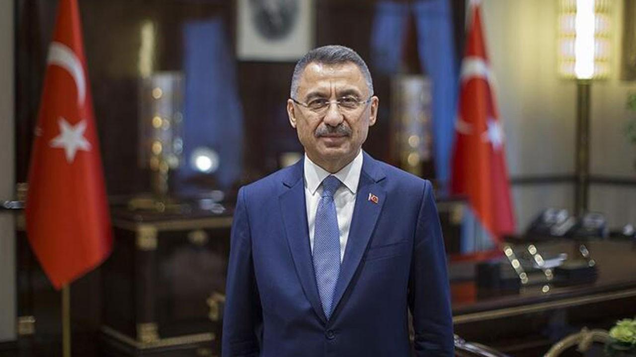 Fuat Oktay'dan Yunanistan Cumhurbaşkanı'na tepki