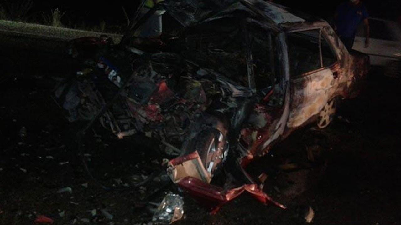 Felaket! 3 kişi hayatını kaybetti