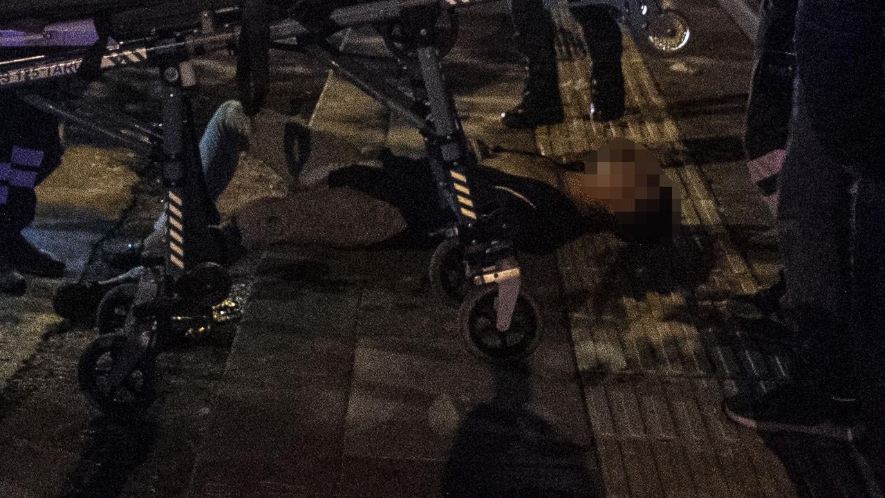 Ankara'da silahlar konuştu!.. Ağır yaralı var!