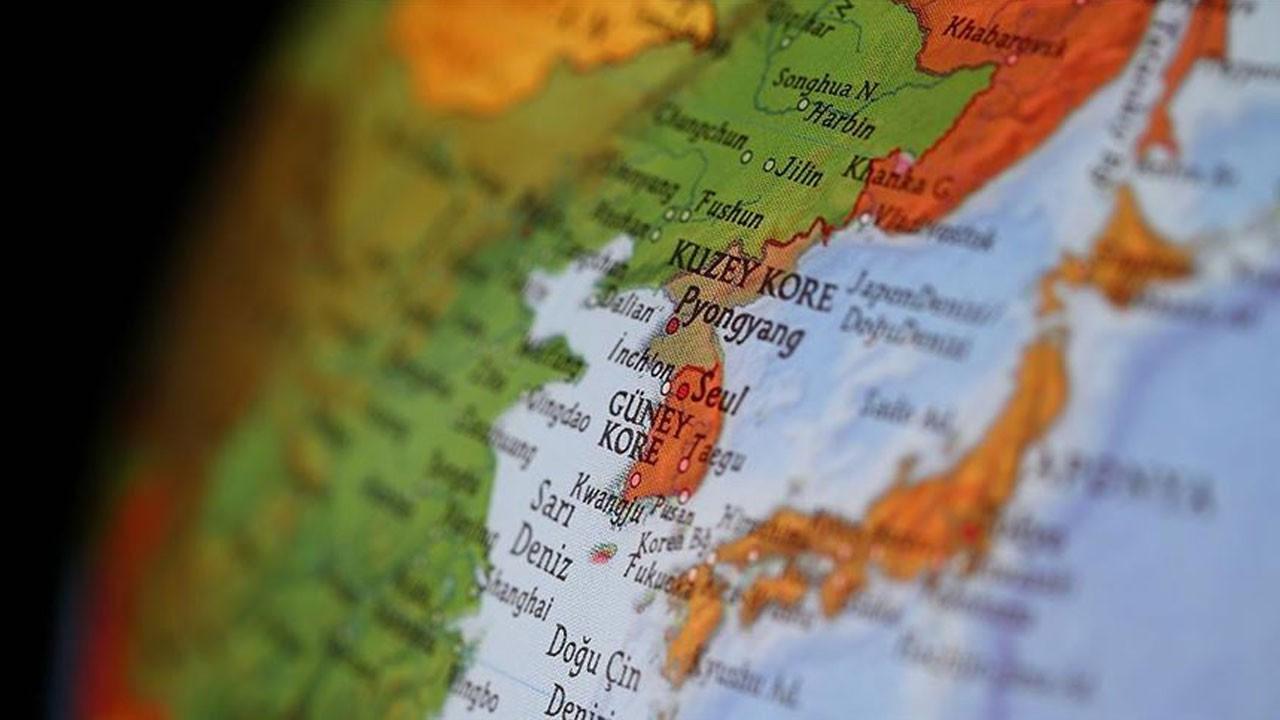 Kuzey Kore, sularına giren..!
