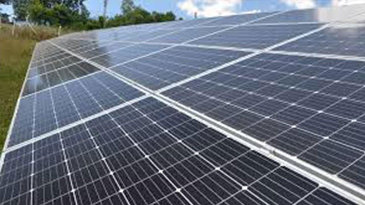Güneş enerjisine 1 milyon dolar yatırdı