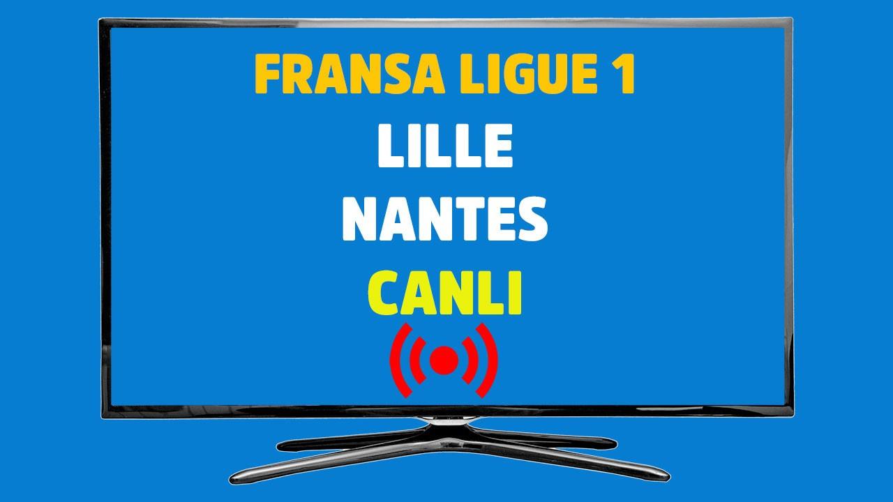 Lille - Nantes CANLI