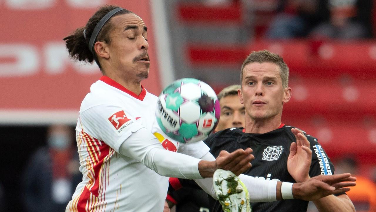 Leverkusen ile Leipzig yenişemedi