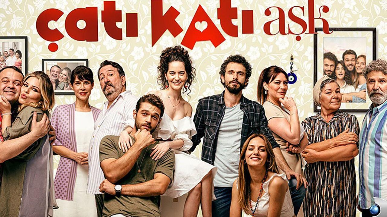Çatı Katı Aşk dizisiyle ilgili flaş iddia!