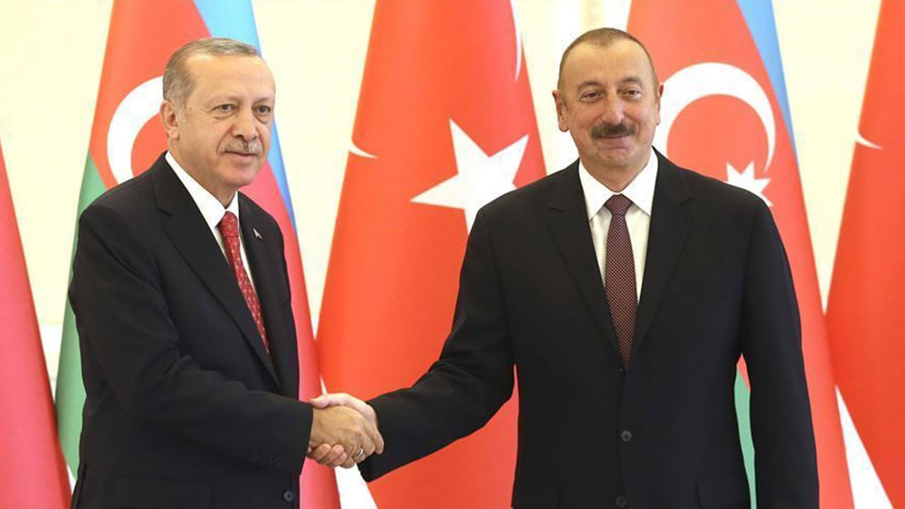 Erdoğan'dan Azerbaycan'a destek mesajı