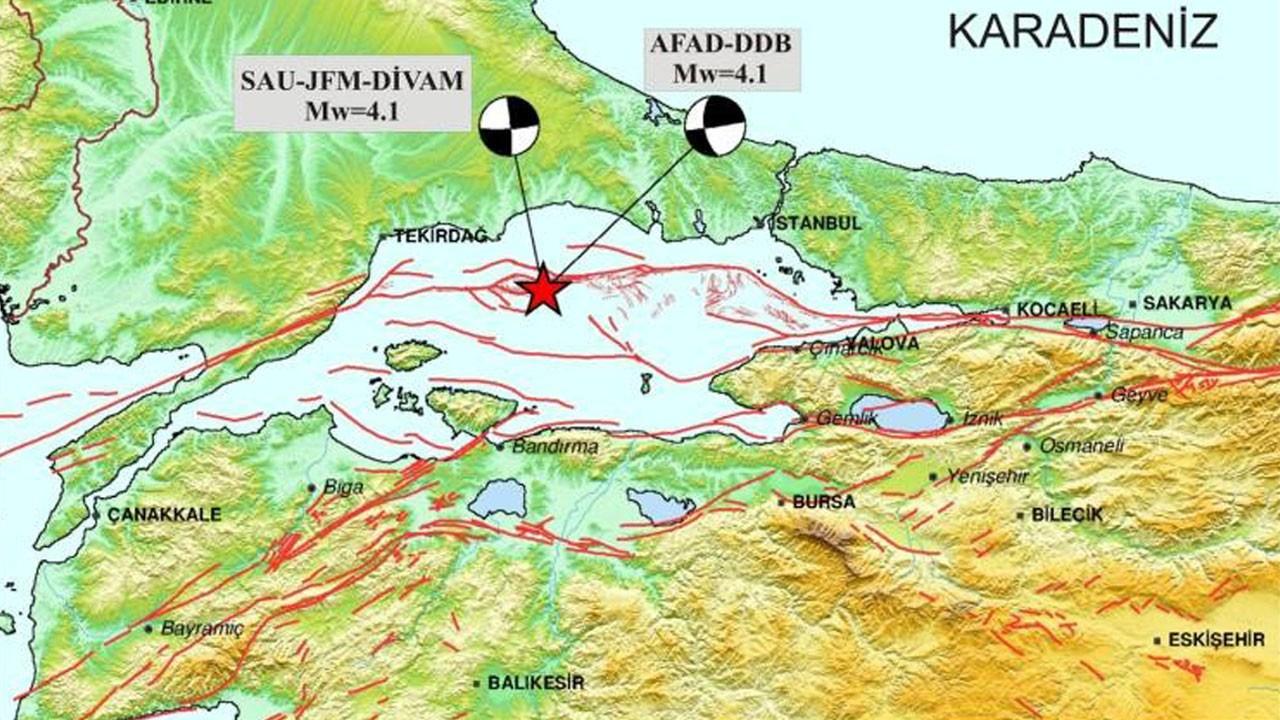 Tüyler ürperten Marmara depremi açıklaması