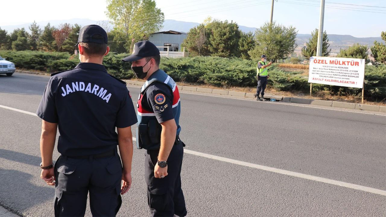 D-100 karayolu Ankara yönü kapanabilir!
